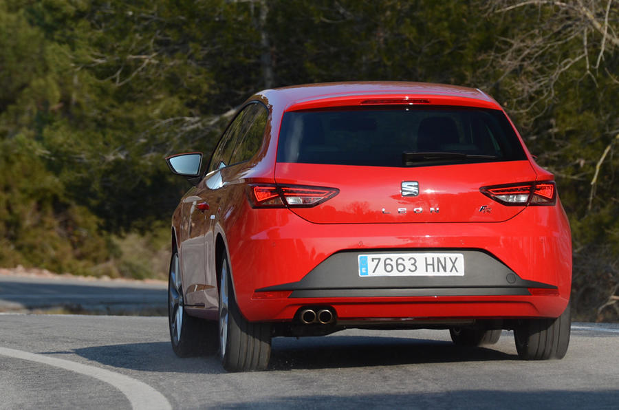 seat leon sc fr 1.8 tsi 180ps dsg first drive review review | autocar