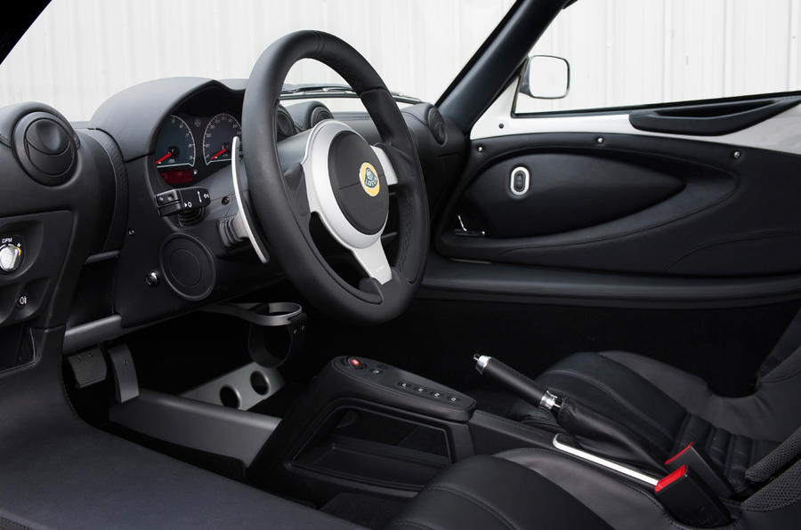 Lotus Exige S Automatic launched
