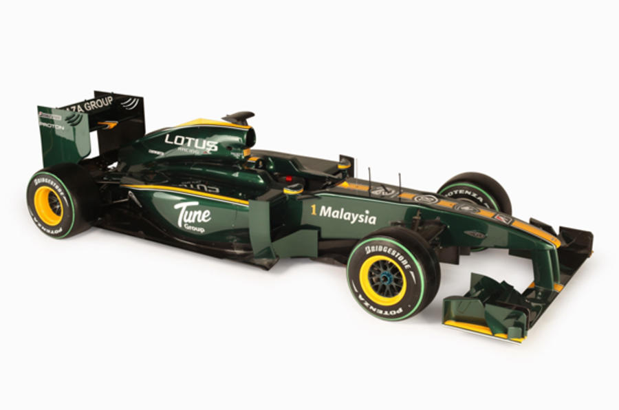 Lotus F1 to stay in Norfolk