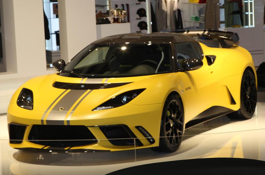 Lotus 'not selling enough cars'