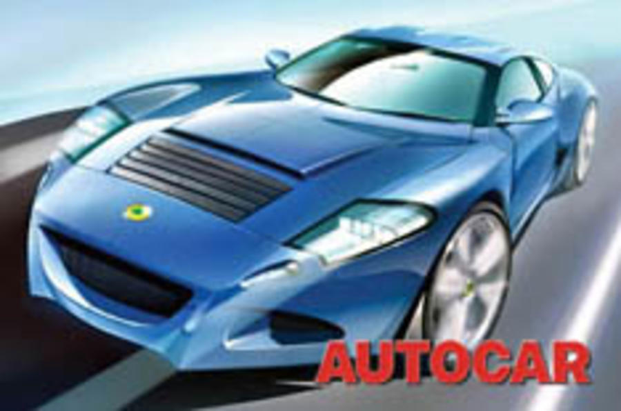Lotus GT to star at London show