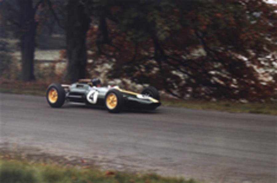 Lotus plans motorsport return