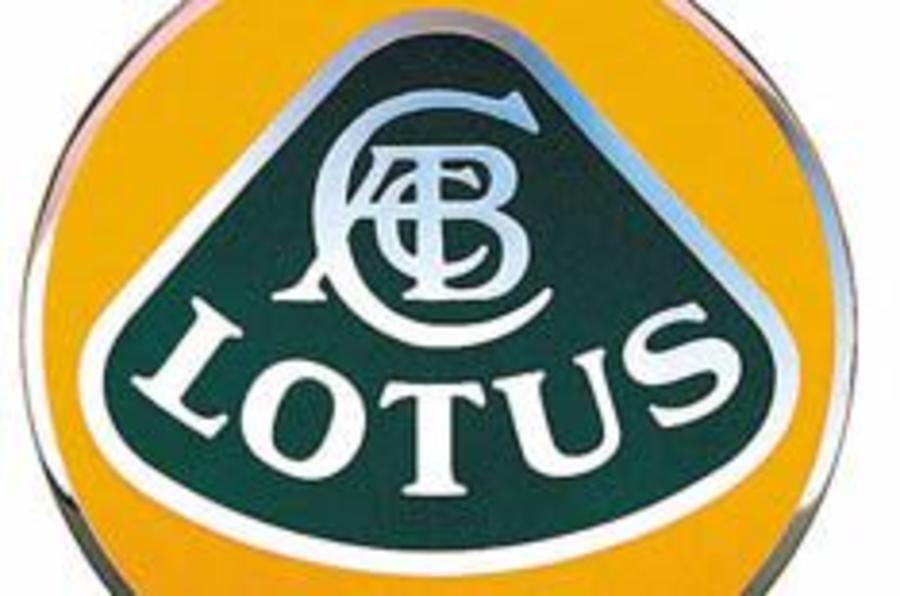New boss at Lotus