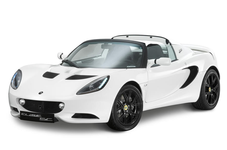 Lotus special editions revealed