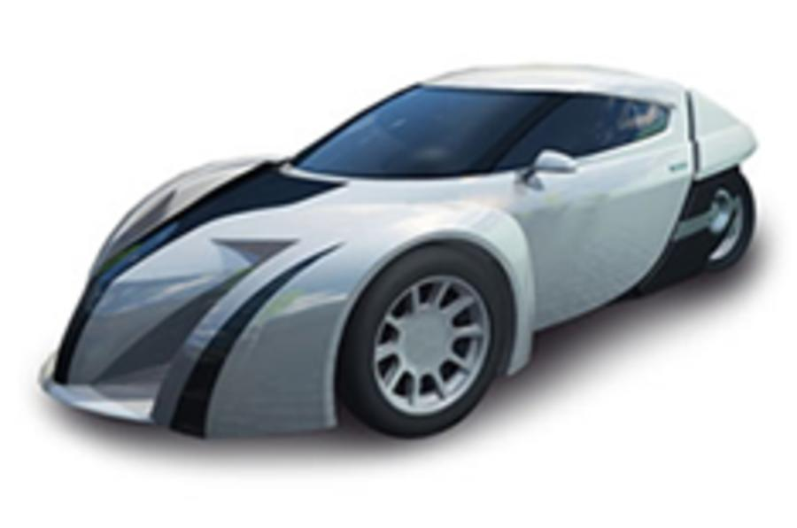 Meet the 156mph electric car