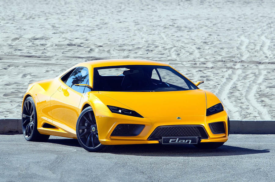 Lotus reveals new concept pics