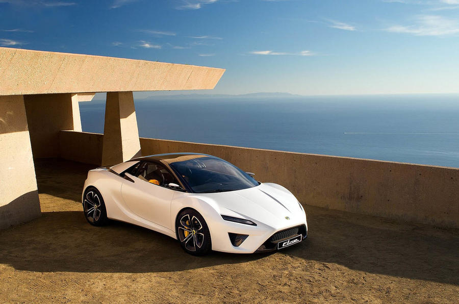 Lotus reveals new concept pics