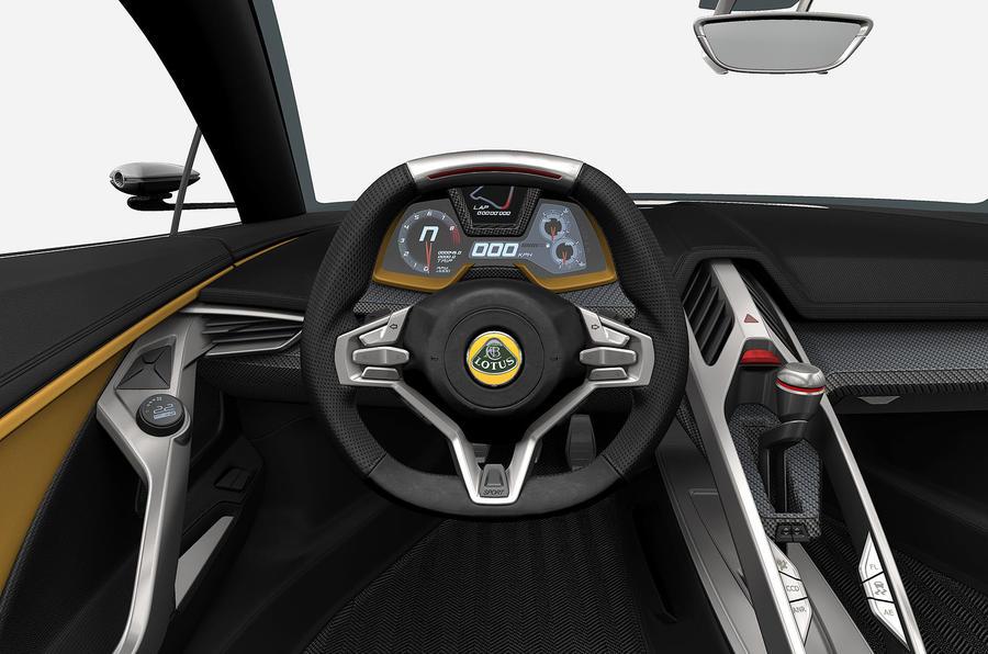 Paris motor show: Lotus Elise