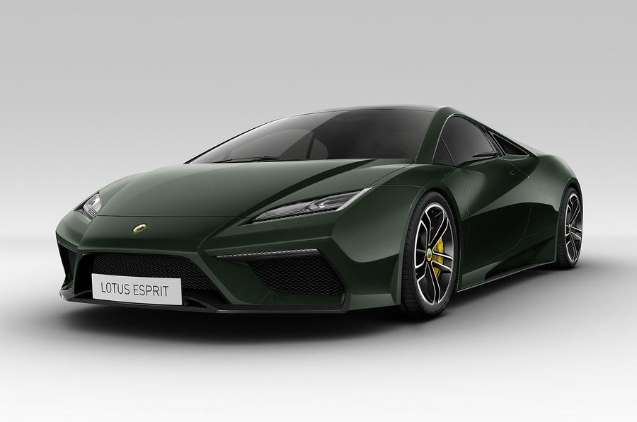Esprit 'only Lotus in development'