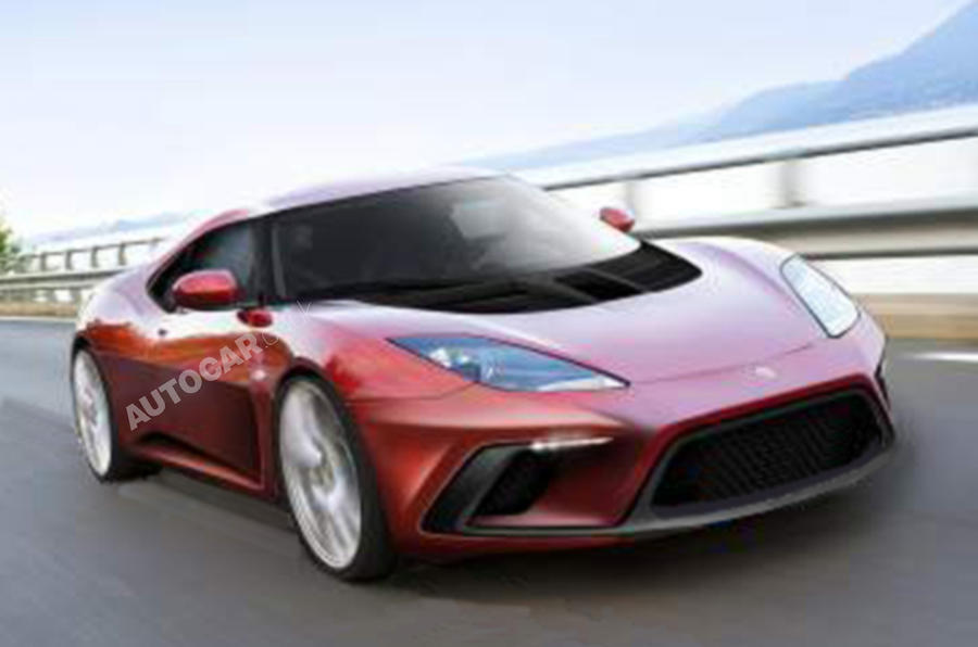 Lotus beefs up the Evora