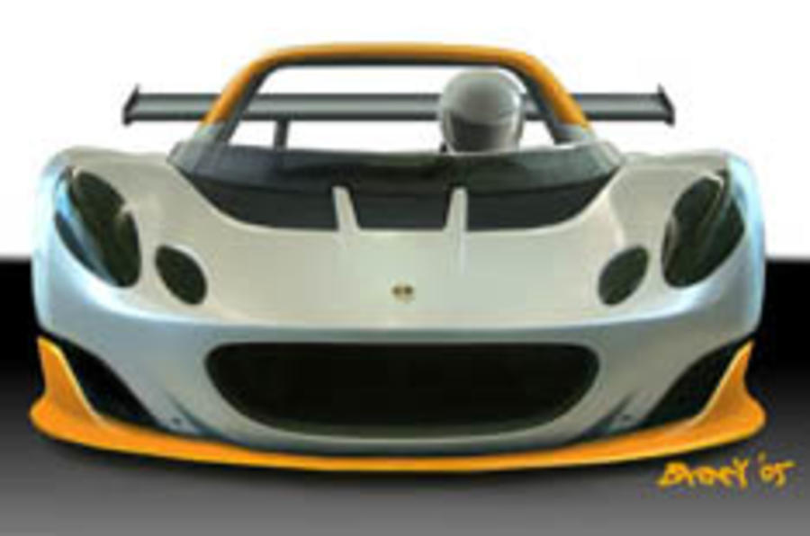 Lotus plans wildest ever Elise