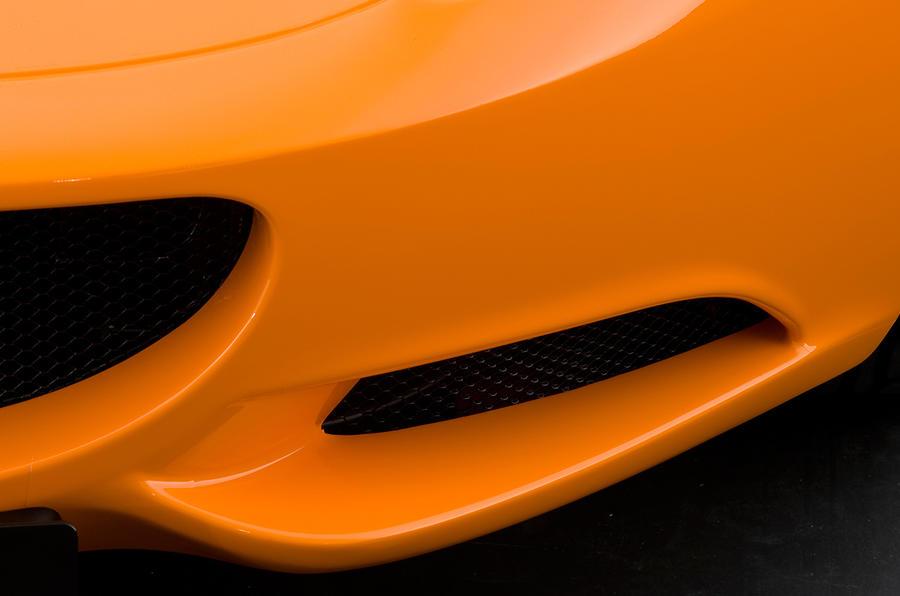 Geneva motor show: Lotus Elise