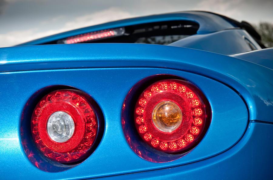Lotus Elise rear lights