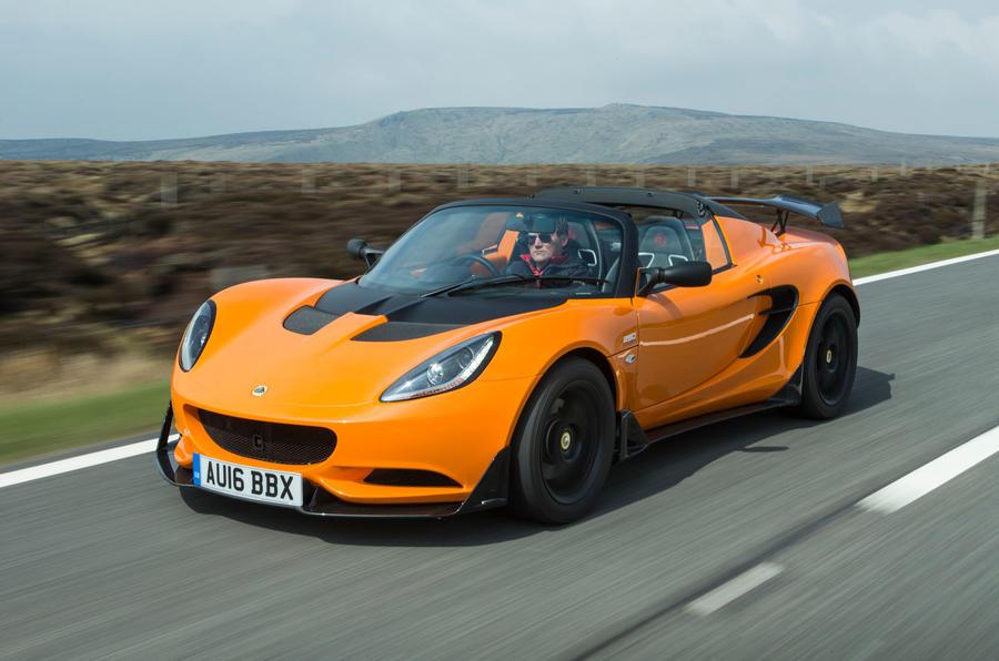 Lotus Elise Cup 250 ...