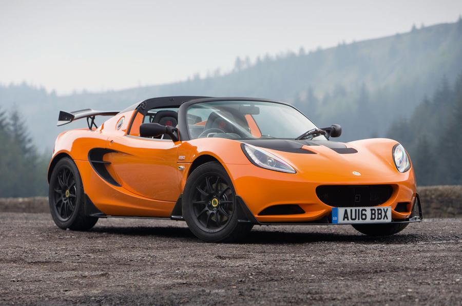 4 star Lotus Elise Cup 250