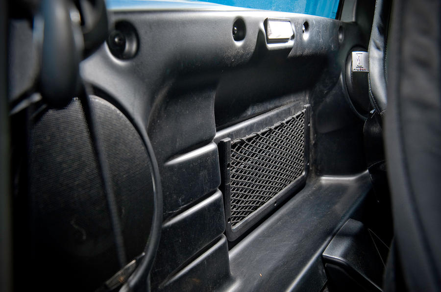 Lotus Elise stereo system
