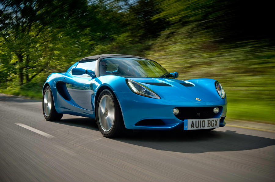 Lotus Elise Review 2017 Autocar