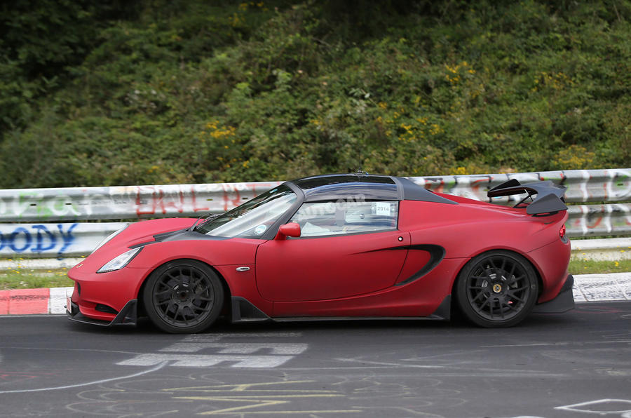 Lotus confirms race-bred Elise S Cup for the road