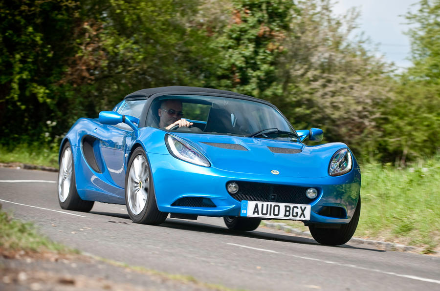 lotus elise review 2016 autocar. Black Bedroom Furniture Sets. Home Design Ideas