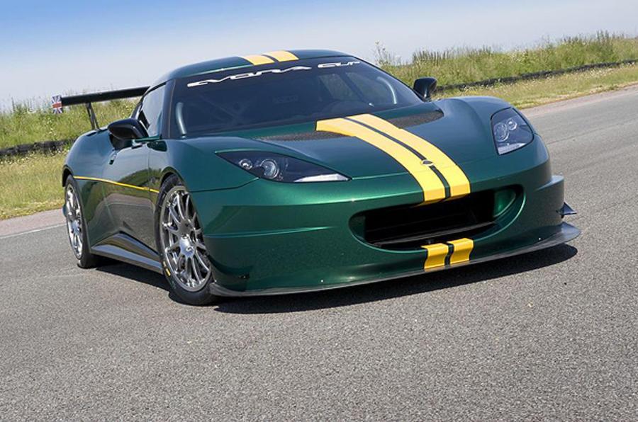 Lotus to unveil hot new Evora
