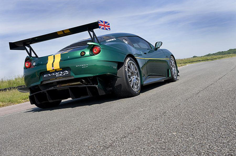 Lotus to unveil hot new Evora