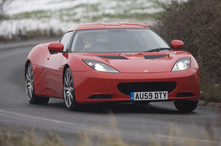 Firms keen on Lotus Evora chassis