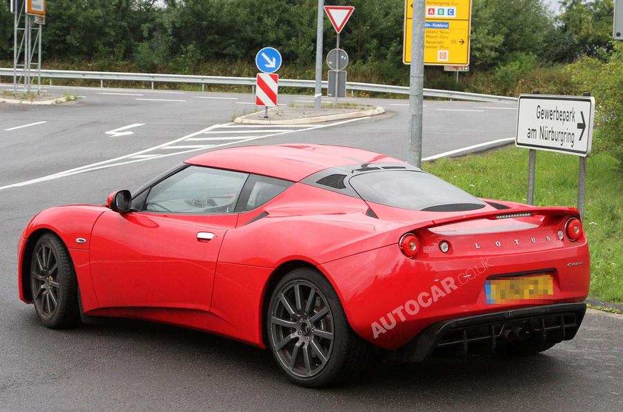 Lotus Evora S - first pics