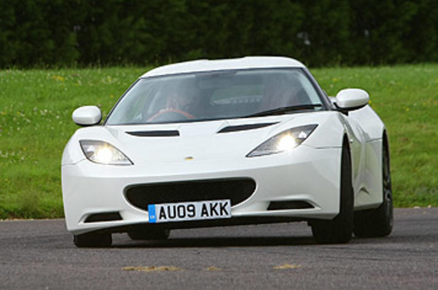 Lotus, JLR, Bentley get grants