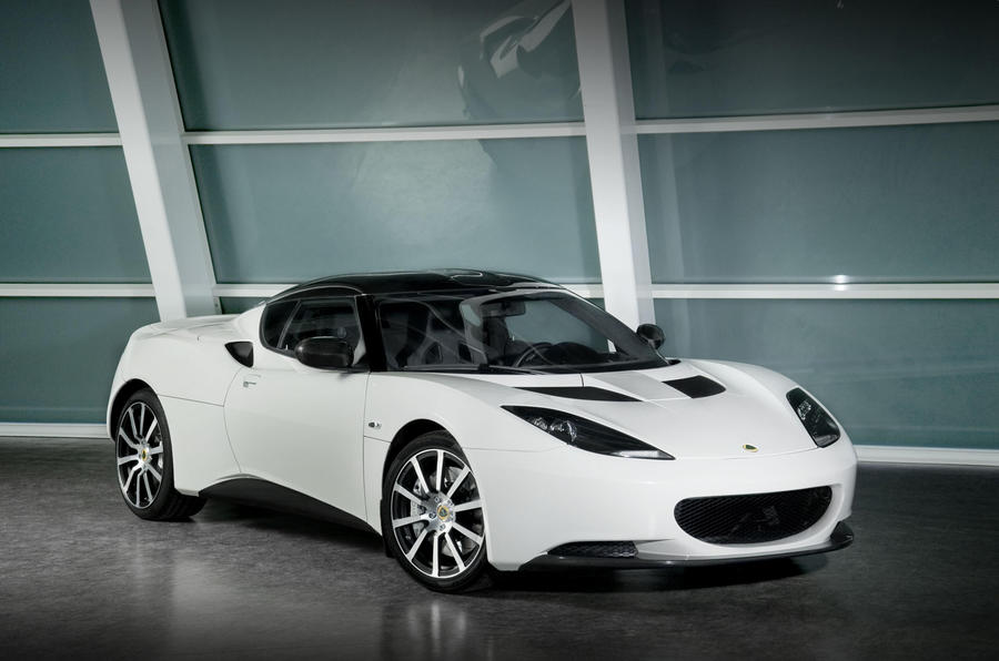 New Lotus Evora Carbon Concept