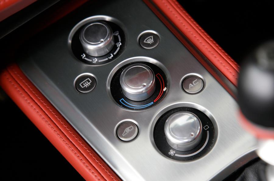Lotus Evora automatic gearbox