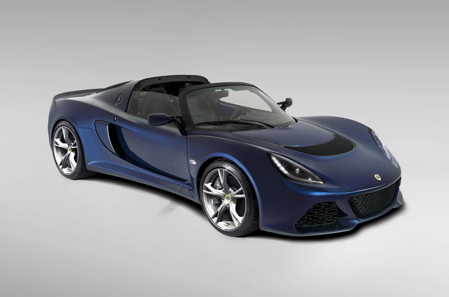 Lotus Exige S roadster confirmed in video | Autocar