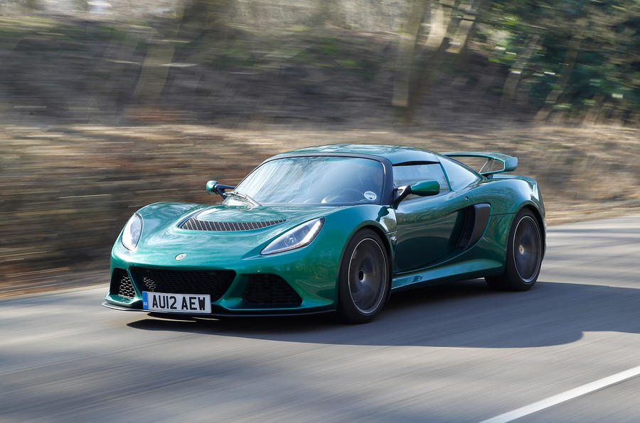 Lotus Exige S 35 V6 Coupe And Roadster