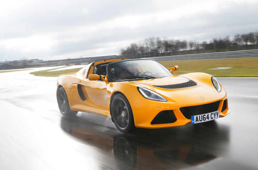 lotus exige s roadster review 2016 autocar. Black Bedroom Furniture Sets. Home Design Ideas