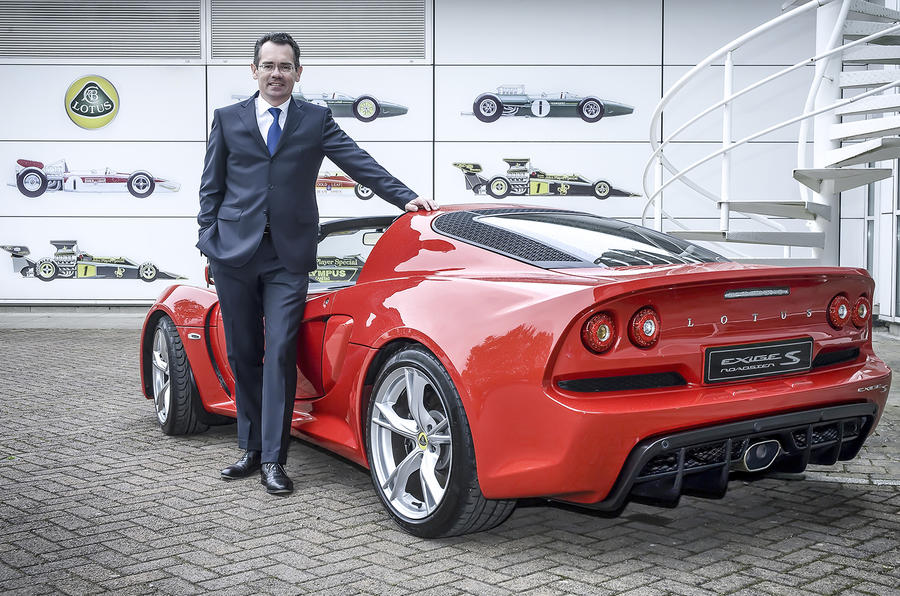 Group Lotus considers cutting a quarter of its workforce