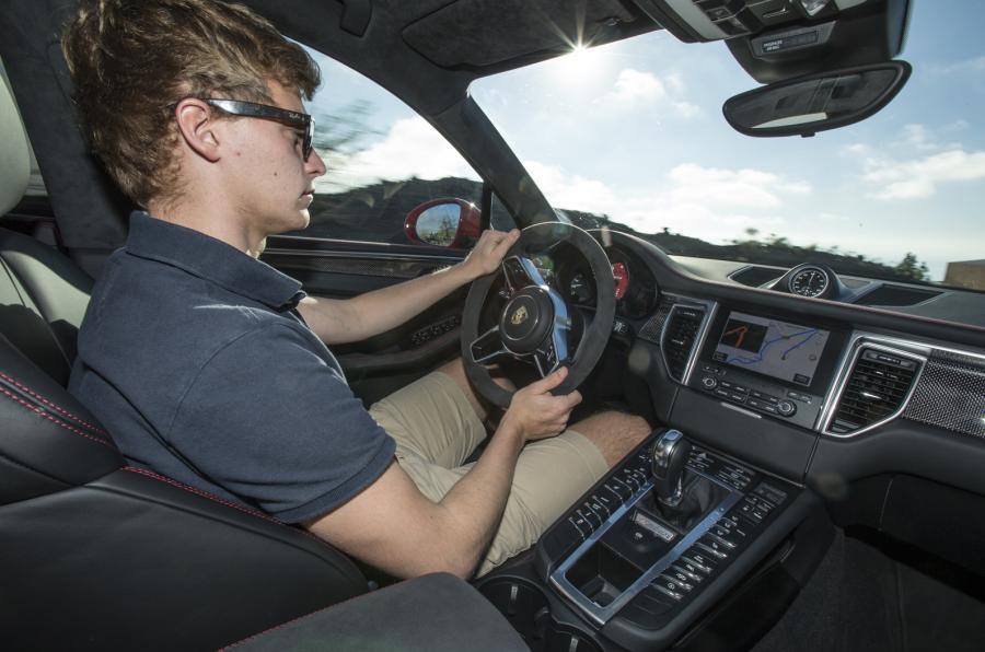 Driving the Porsche Macan GTS