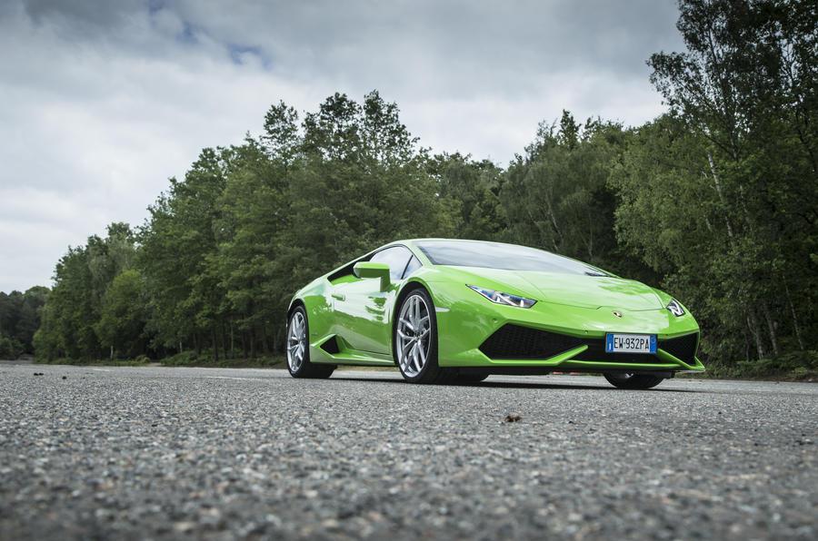 ... 4 Star Lamborghini Huracán ...