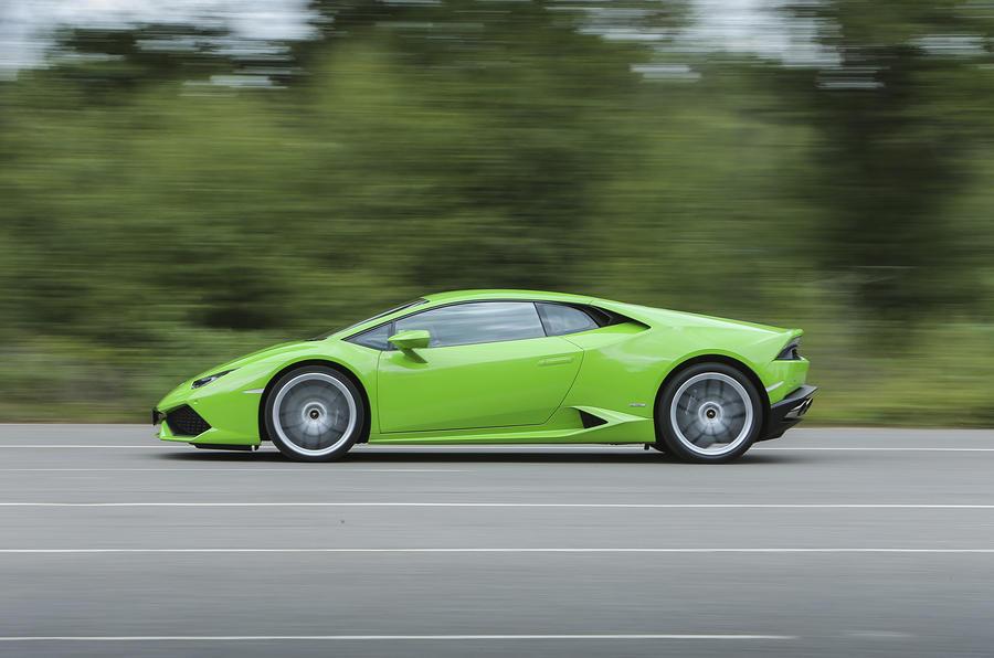 £180,720 Lamborghini Huracán