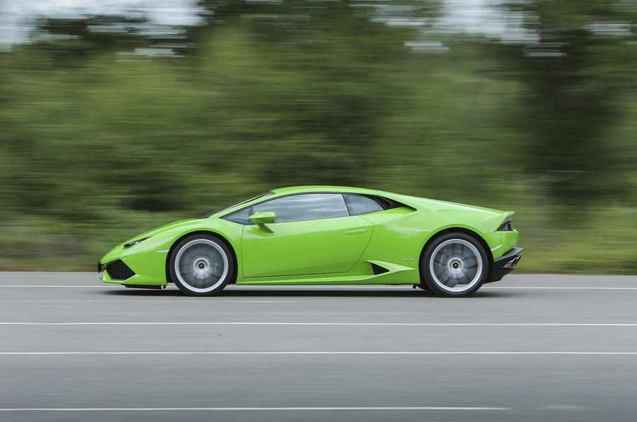 Lamborghini Huracán; £180,720 Lamborghini Huracán ...