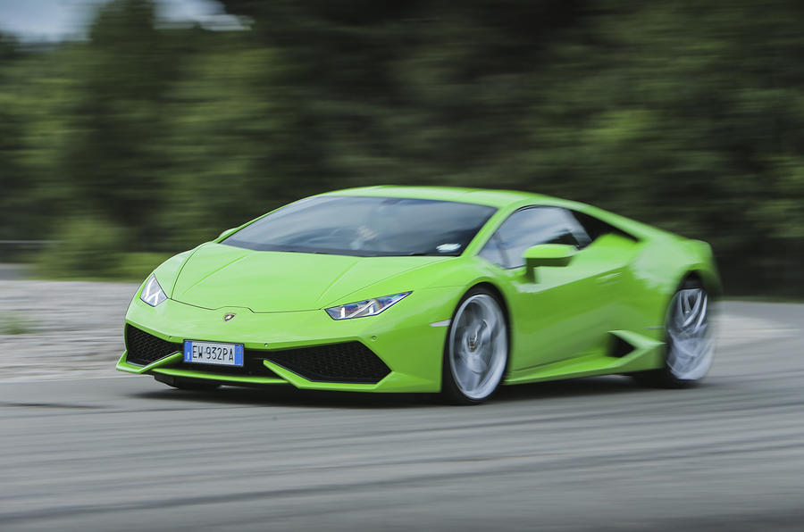Lamborghini Huracán ...
