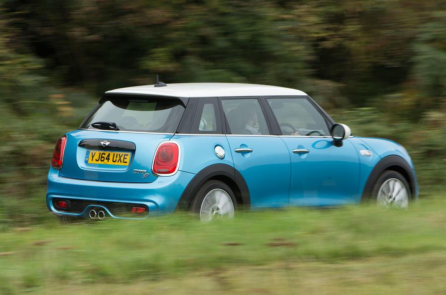 £21,675 Mini Cooper SD