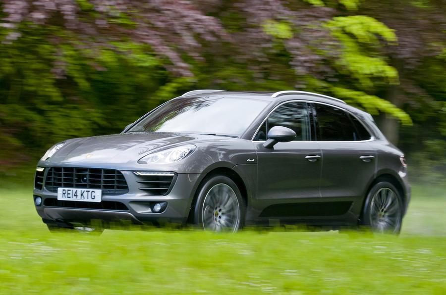 £43,300 Porsche Macan S Diesel