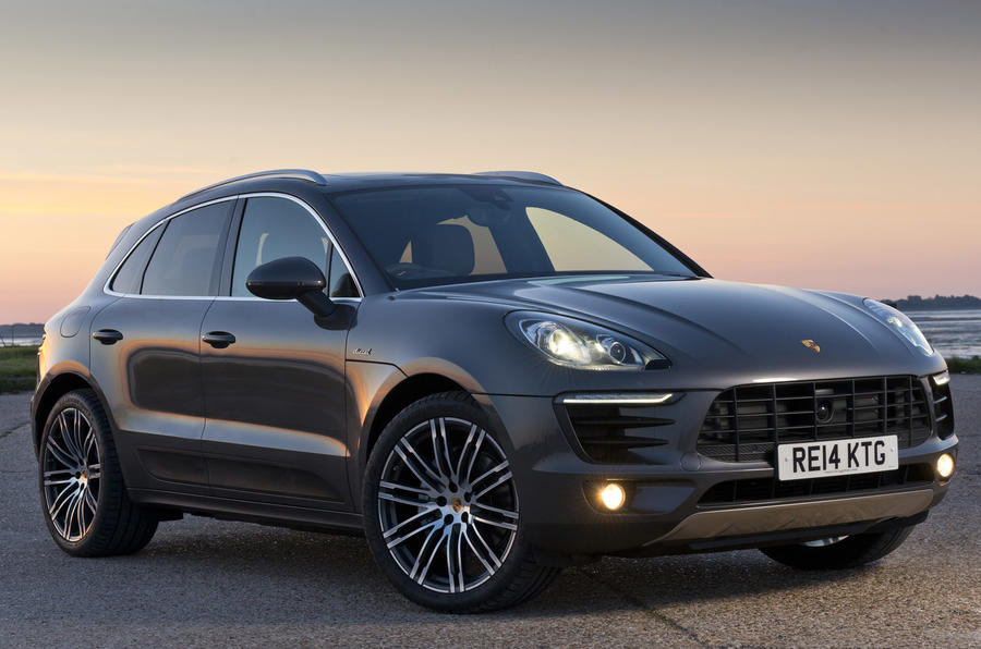Porsche Macan S Diesel UK first drive review