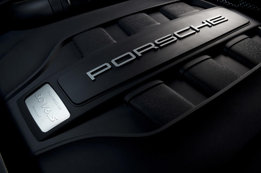 3.0-litre V6 Porsche Macan S Diesel engine