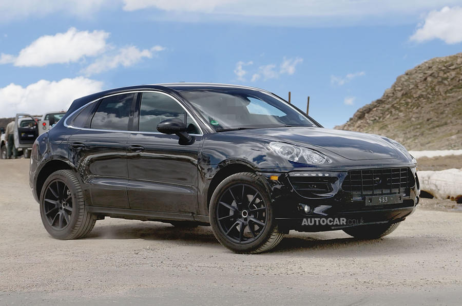 Porsche Macan set for 2014 launch