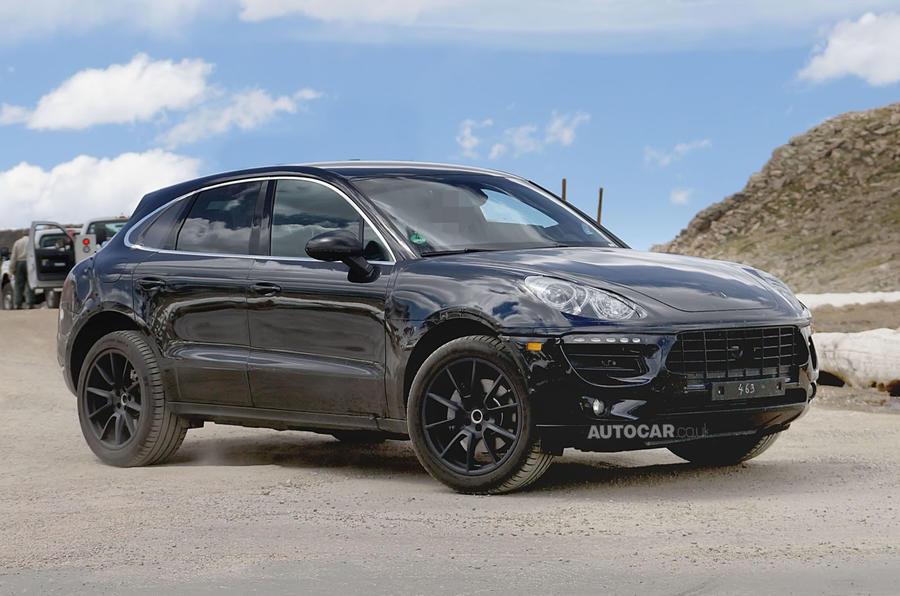 Porsche Macan set for 2014 launch