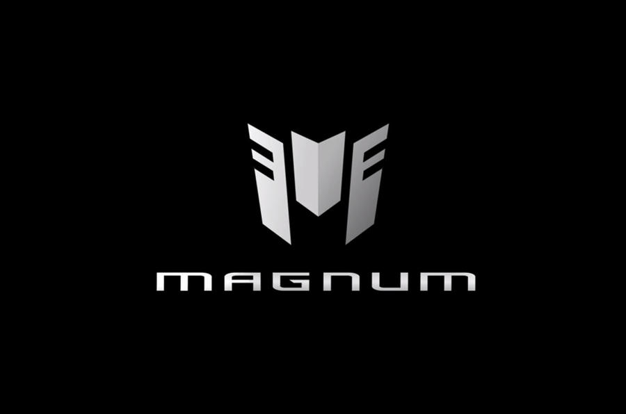 Magnum Mk5 teased ahead of official reveal