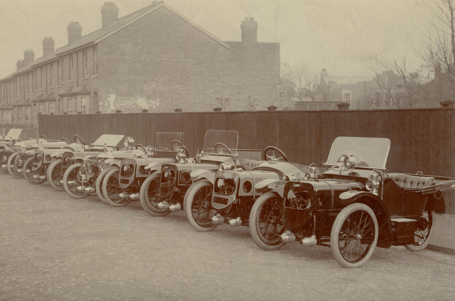 History of Morgan Motor Company - picture special