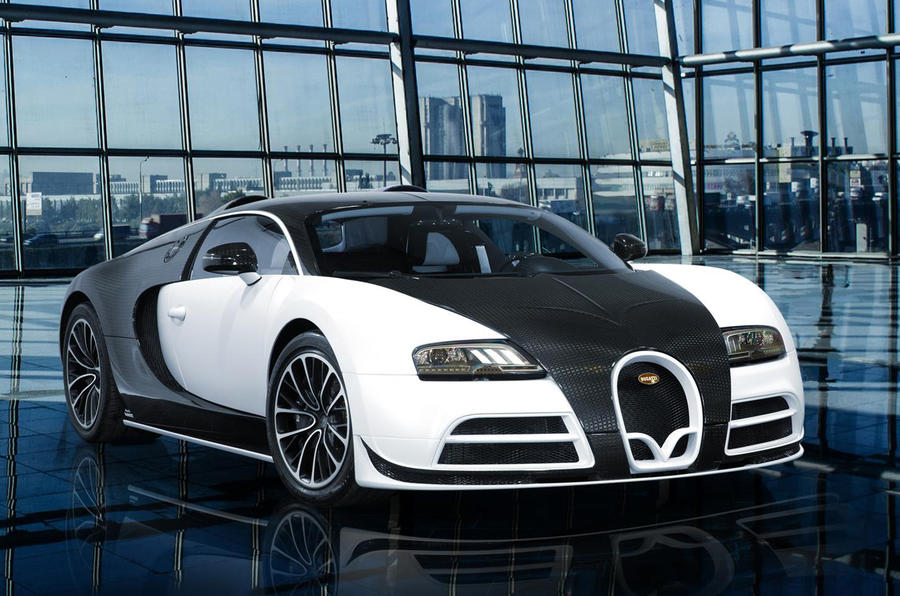 Quick news: Mansory Wraith and Veyron revealed