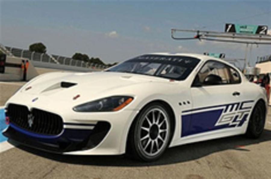 Maserati GT MC unveiled
