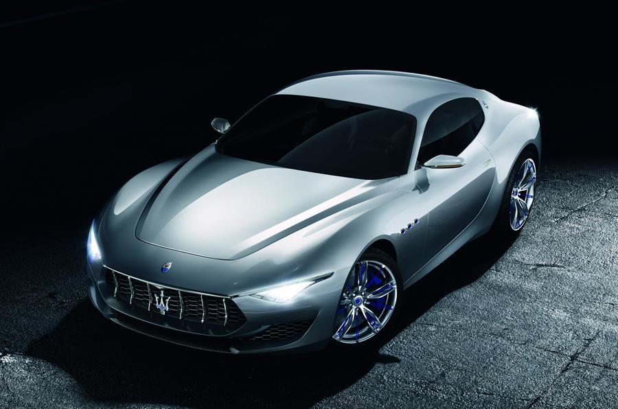 ... Maserati Alfieri Sports Car Concept Revealed ...